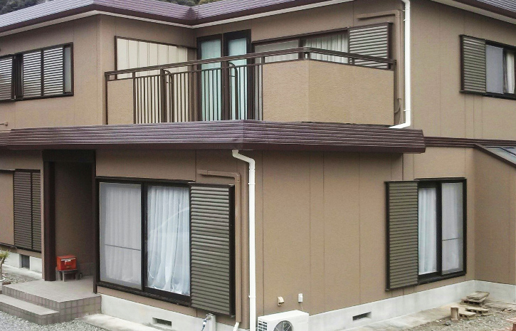 【外壁塗装後】三重県津市一志町 田中様