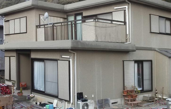 【外壁塗装前】三重県津市一志町 田中様