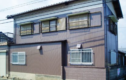 【外壁塗装】三重県津市納所町 K 様