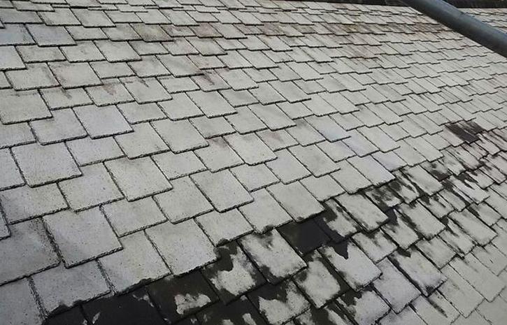 屋根塗装 三重県津市白山町 K様