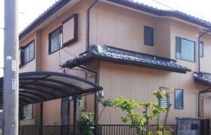 【外壁塗装】三重県松阪市嬉野町 T様