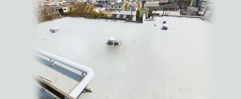 雨漏り・防水塗装(屋上・ベランダなど)
