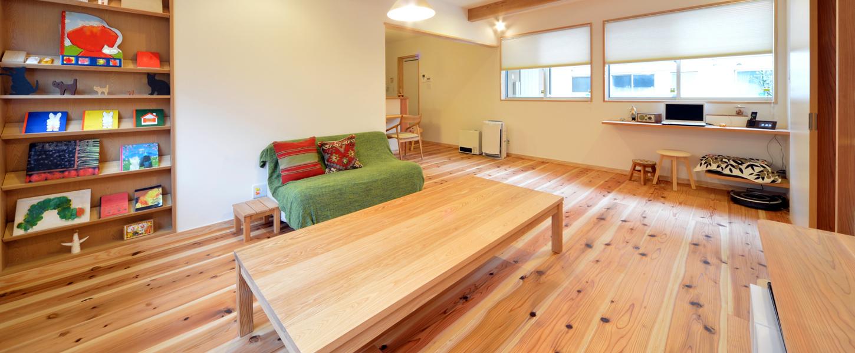 室内塗装(天井・床・壁・階段など)