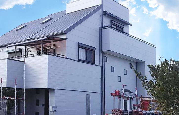 【外壁塗装】三重県多気町 N様