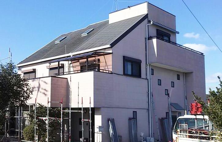 【【外壁塗装前】三重県多気町 N様