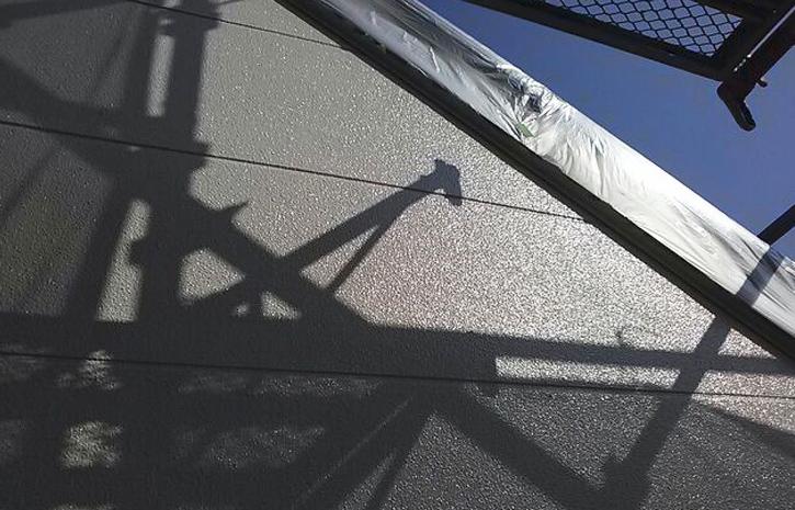 【外壁塗装】三重県多気町 N様 上塗り